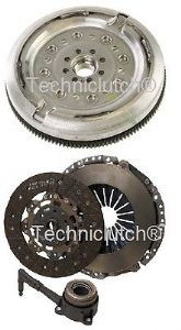 DUAL MASS FLYWHEEL DMF CLUTCH KIT AUDI A3 1.6 TDI